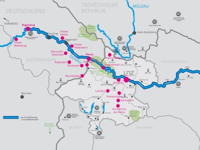 Die Europaregion Donau-Moldau
